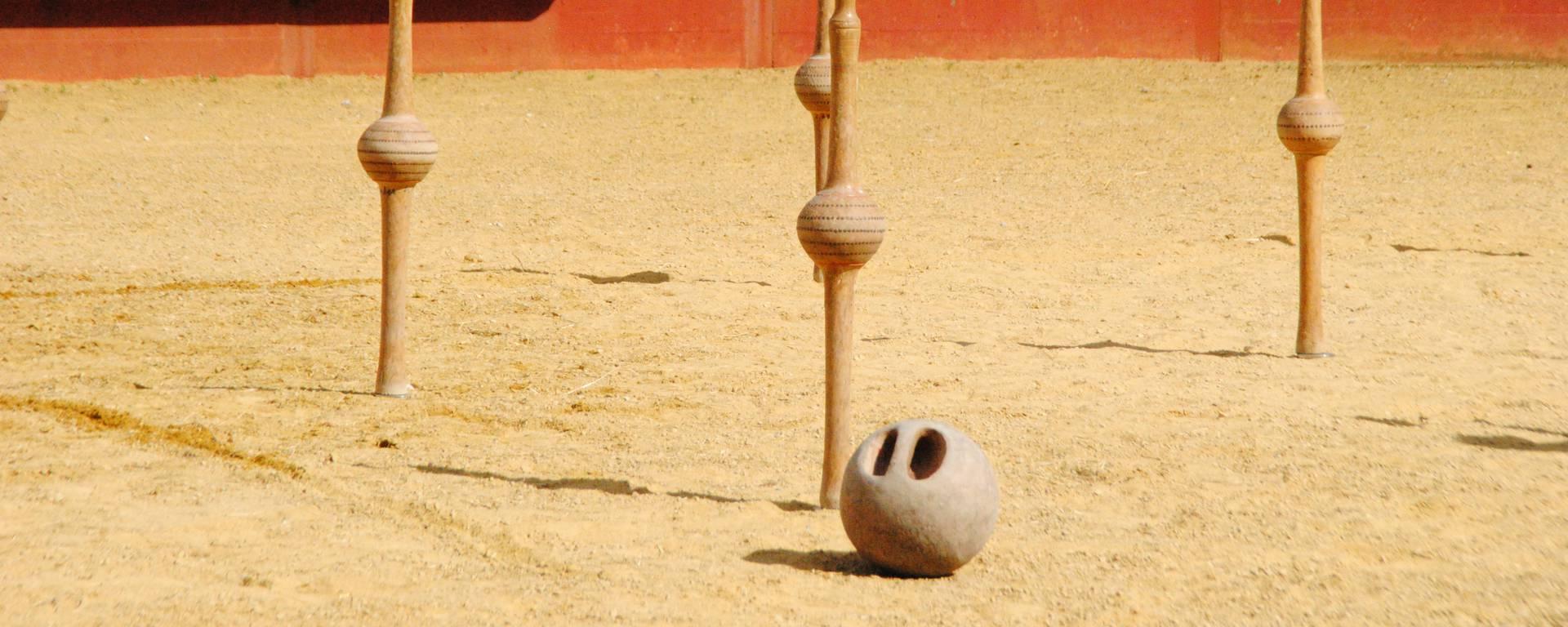 La quille de 9 - ©  OT pays de Mugron