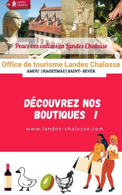 Découvrez notre catalogue boutique Landes Chalosse