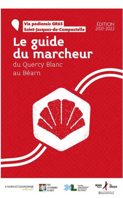 Le guide du marcheur 2021 St Jacques de Compostelle voie du Puy en Velay