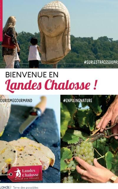 Guide touristique Landes Chalosse 2020
