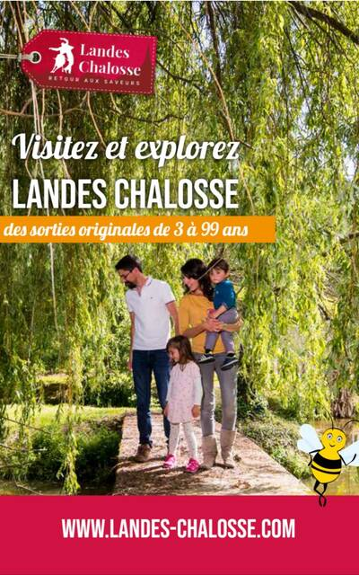Le guide Loisirs famille - Landes Chalosse