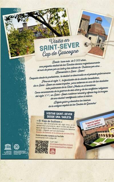 Visita en Saint-Sever Cap de Gascogne