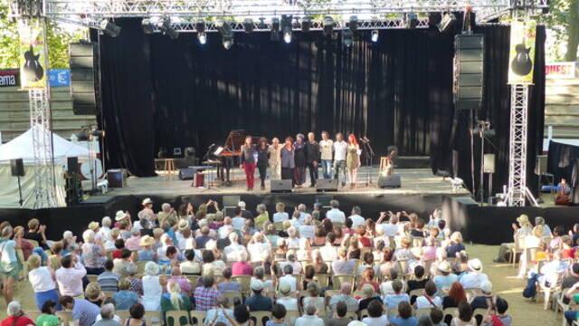 Festival Canciones y Palabras de Amou