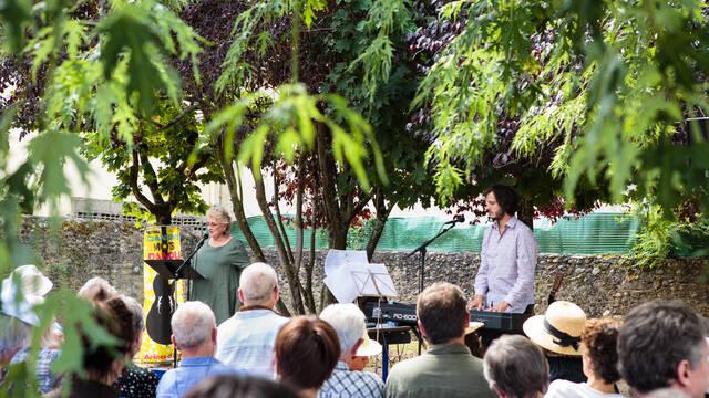 Festival Chansons et Mots d'Amou