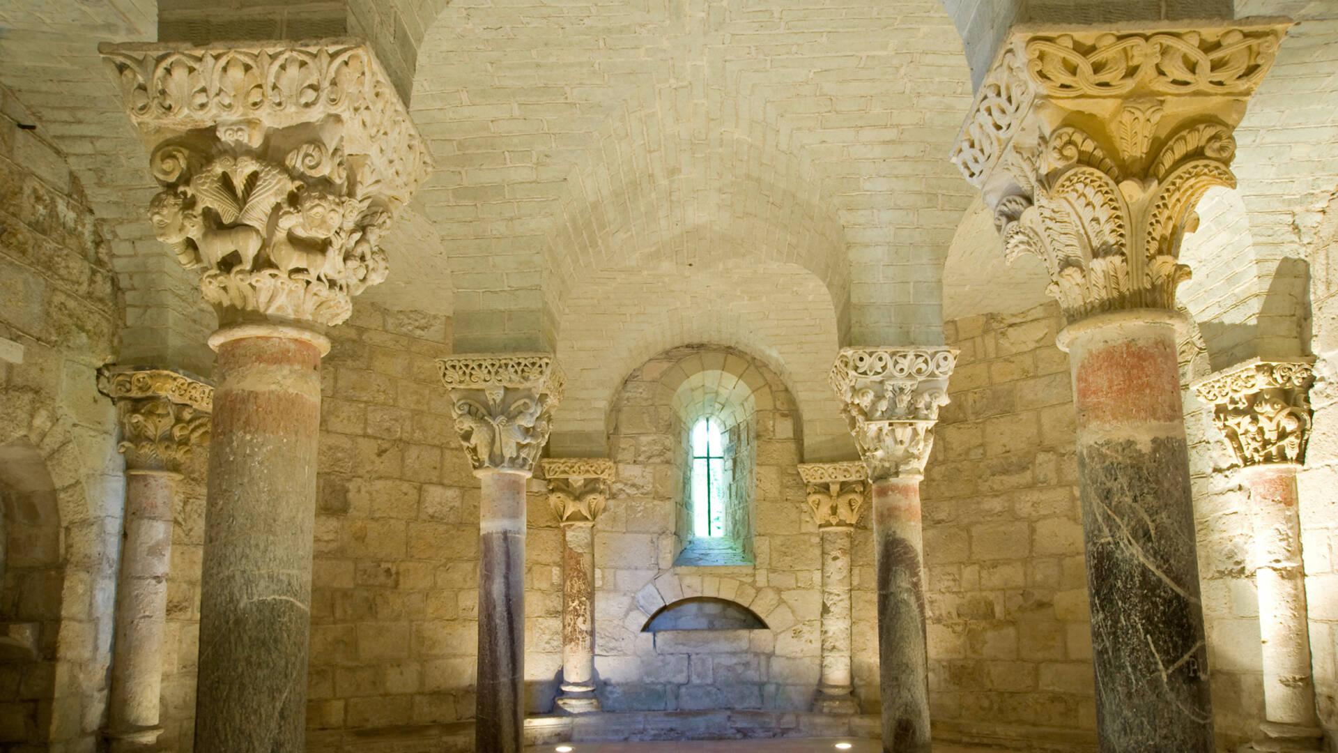 La Crypte de Saint Girons à Hagetmau
