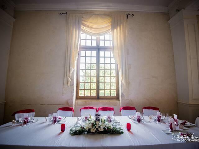 Décoration spécial mariage