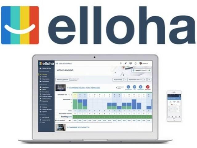 Elloha, un outils pour booster vos réservations