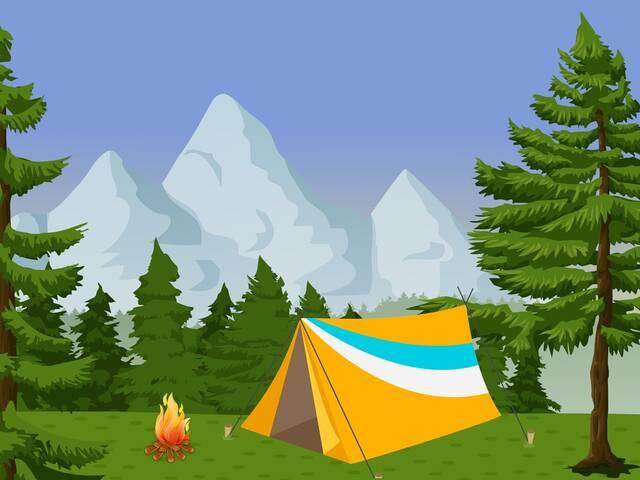 Vous êtes un camping