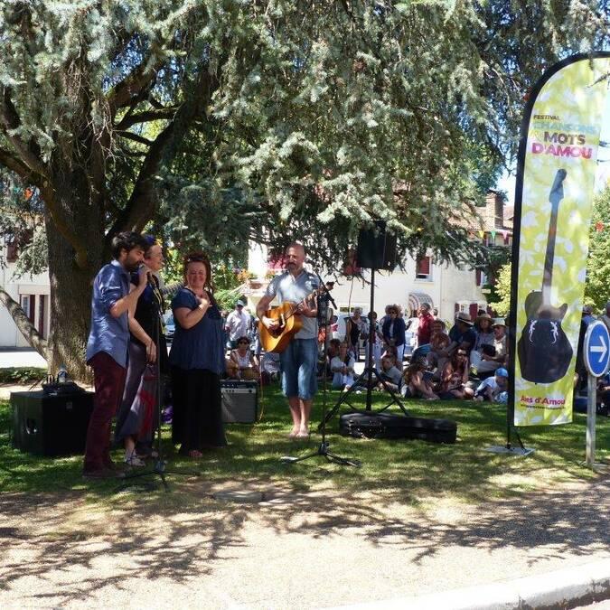 Lectures musicales au Jardin de Baightosse