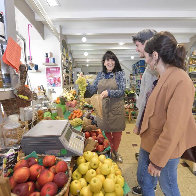 L'Épicerie d'Aurélie à Saint-Sever
