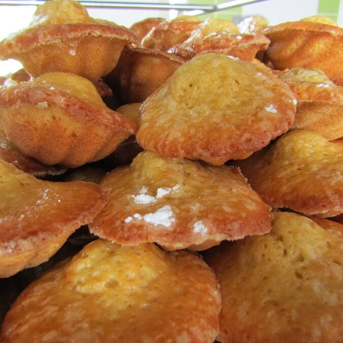 Madeleines - Chez Marie - Gamarde-les-Bains