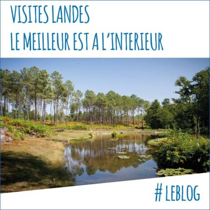 Découvrez le blog Visites Landes