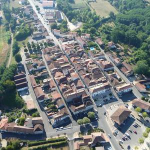 Montfort en Chalosse, fortified town and museum