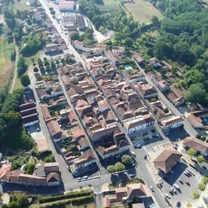 Montfort en Chalosse, bastide et Musée de la Chalosse